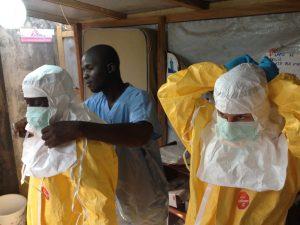 Big data for ebola analysis