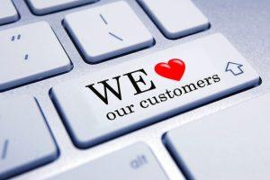 Customer Engagement and keeping customer happy